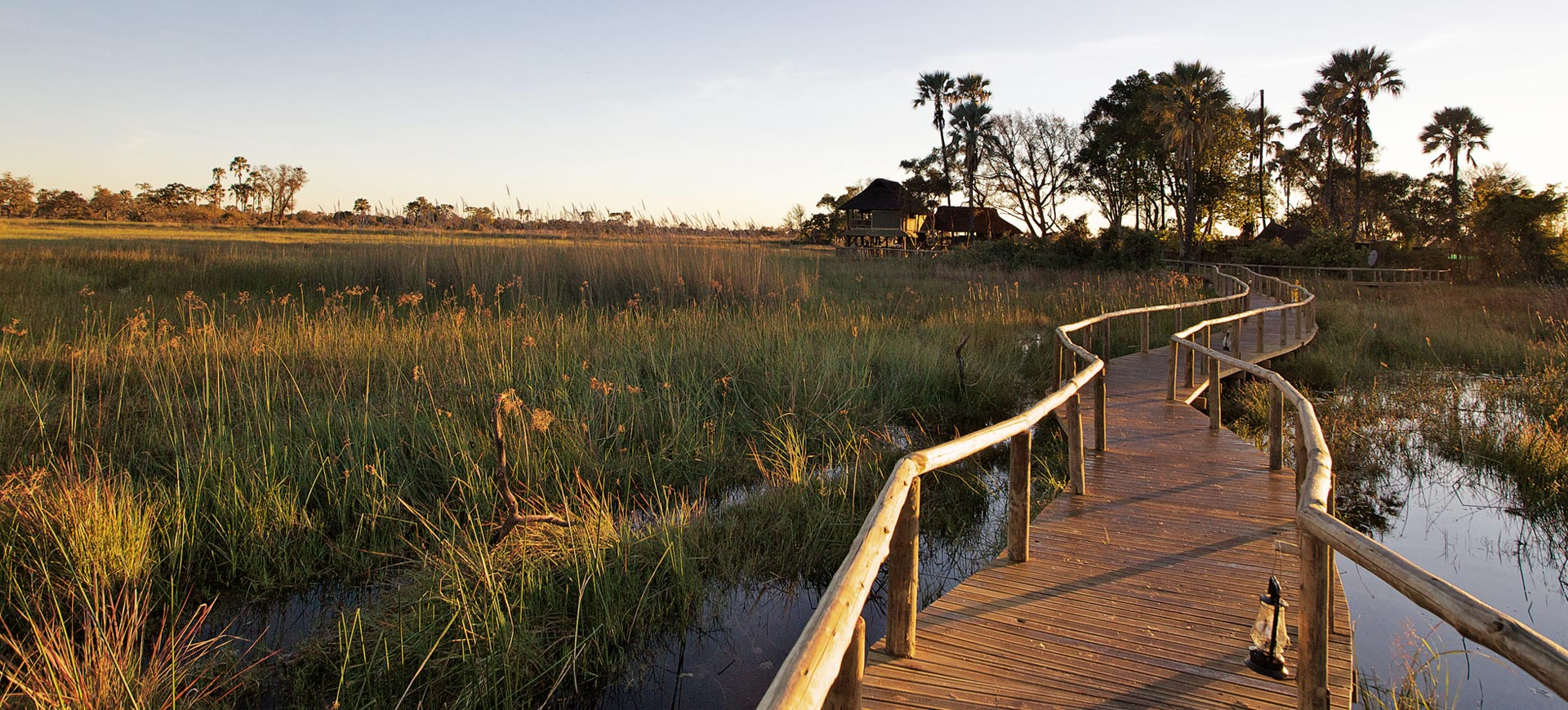 Okavango Delta Gunns Tented Camp