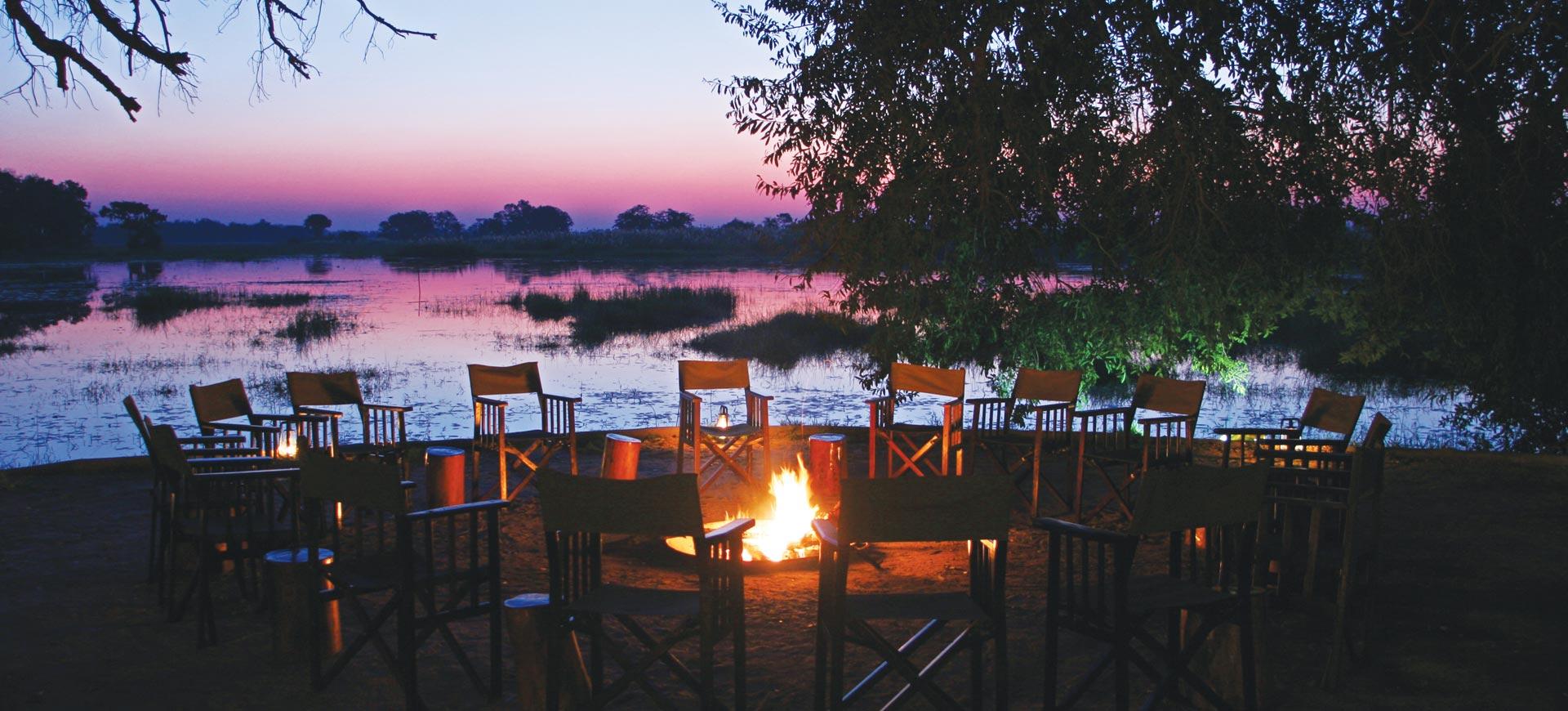 Okavango Delta Pom Pom Camp