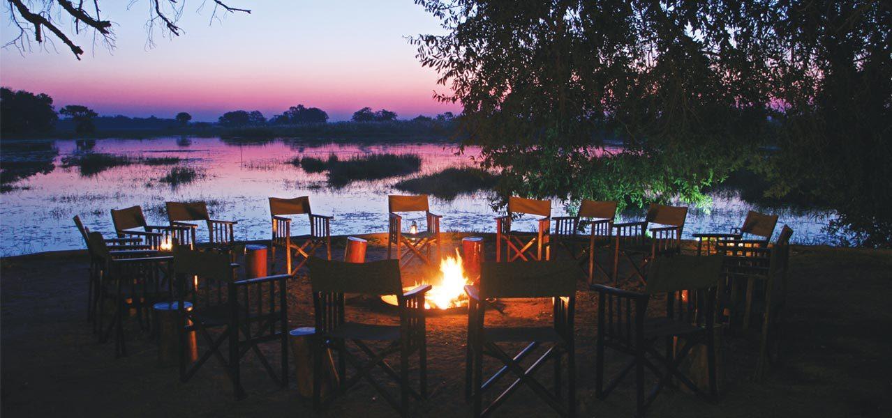 Okavango Delta Moremi Chobe Safari