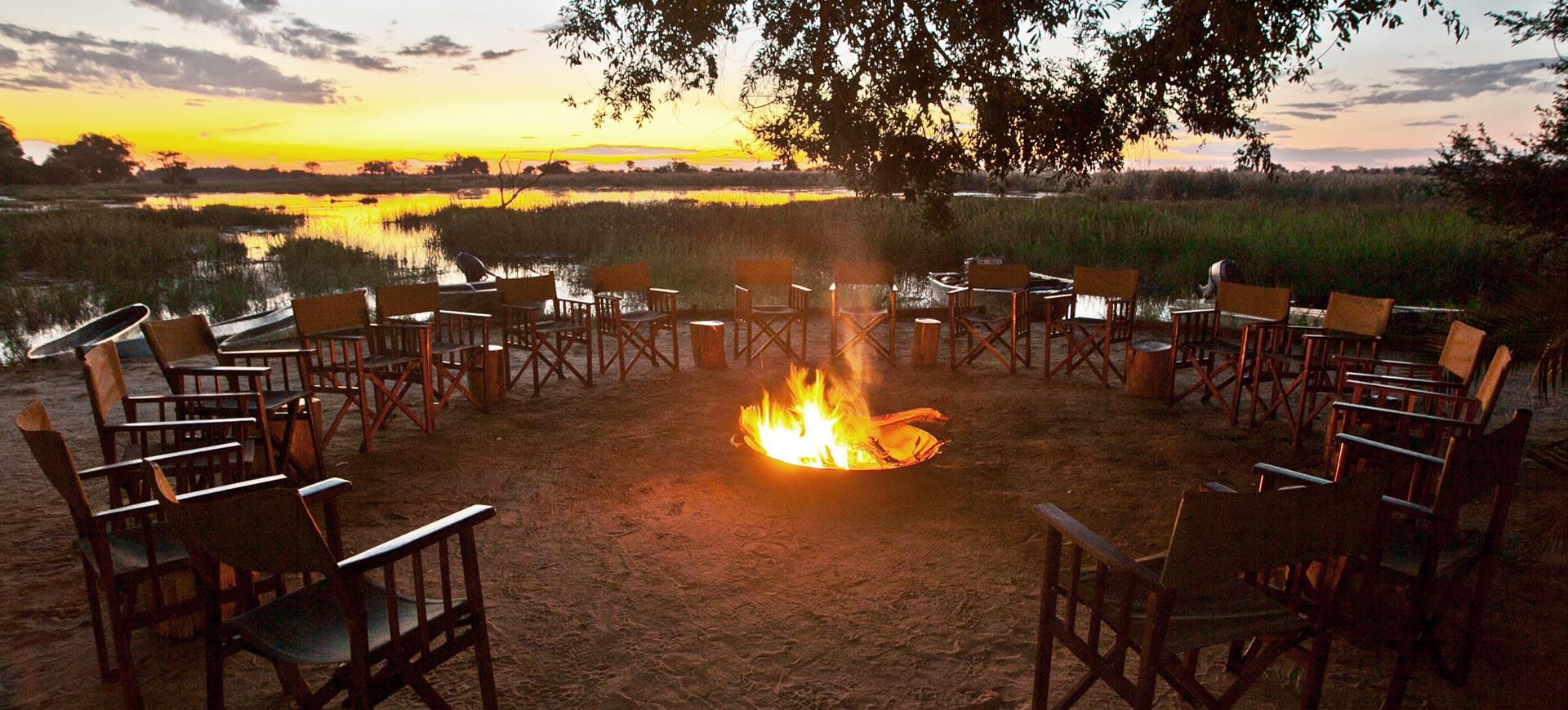 Pom Pom Camp Okavango Delta