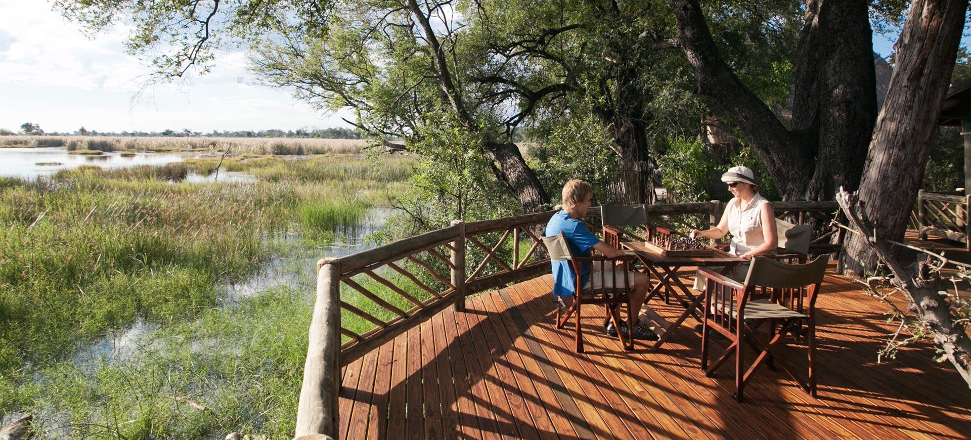 Pom Pom Okavango