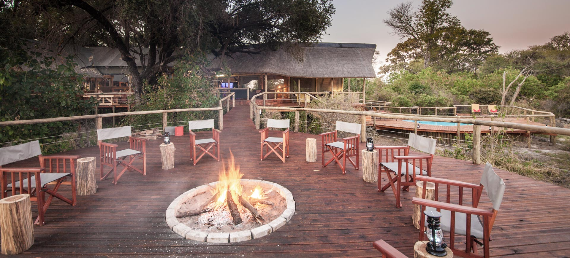 Camp Rra Dinare Okavango Delta