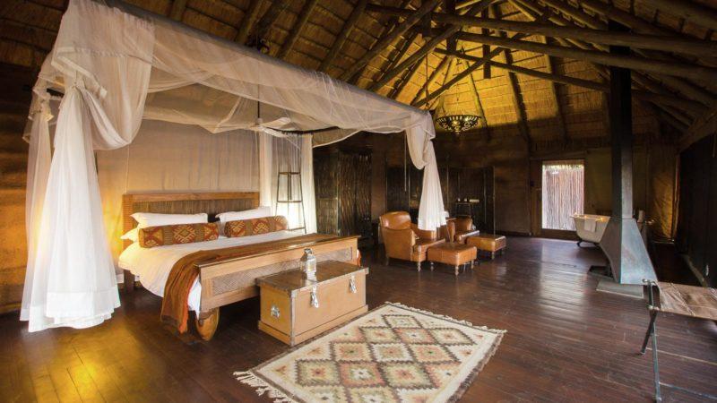 Camp Shawu Accommodation
