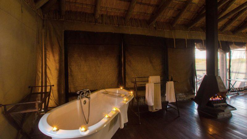 Camp Shawu Bath