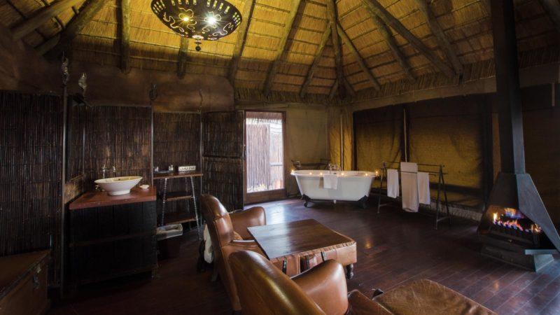 Camp Shawu Bathroom