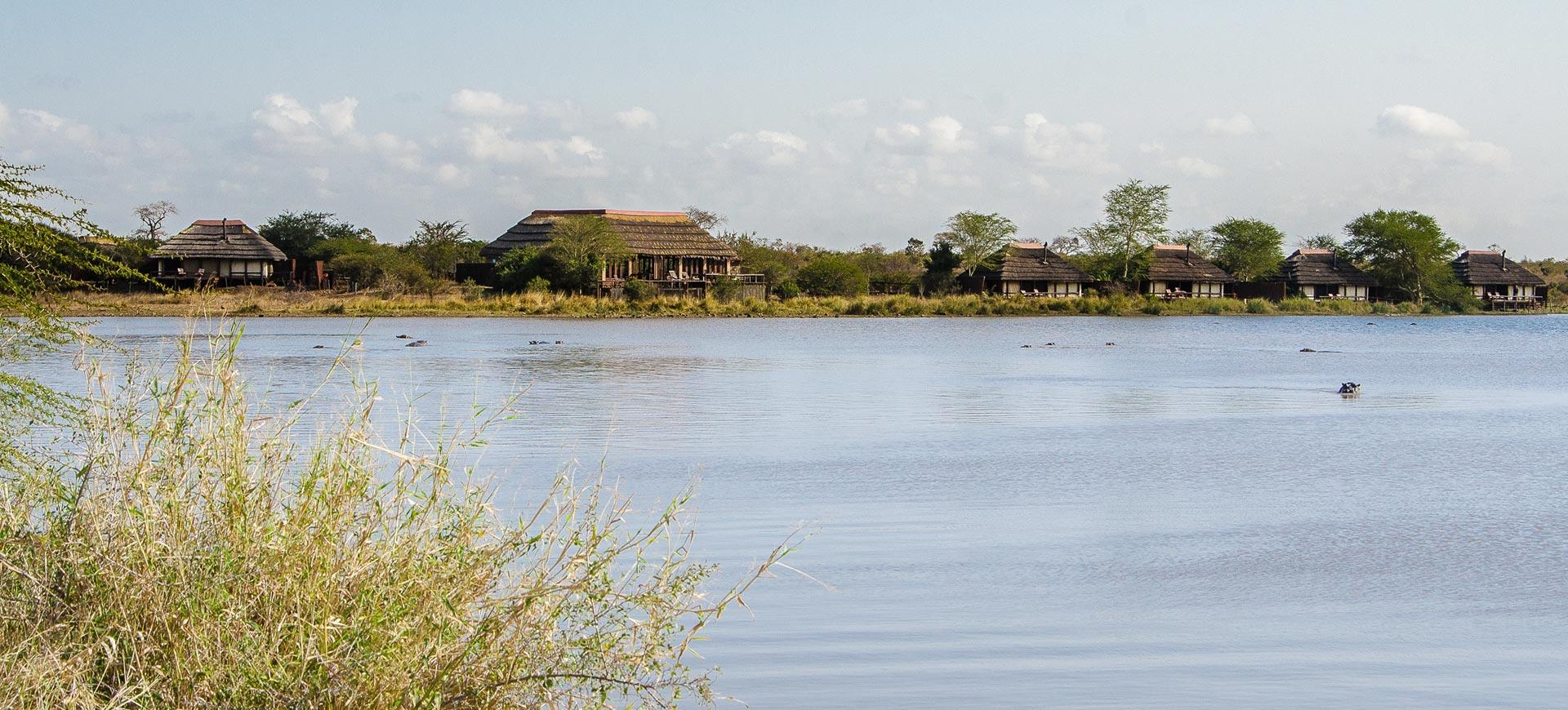 Camp Shawu Kruger Park