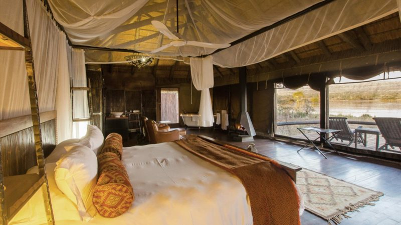 Camp Shawu Rooms