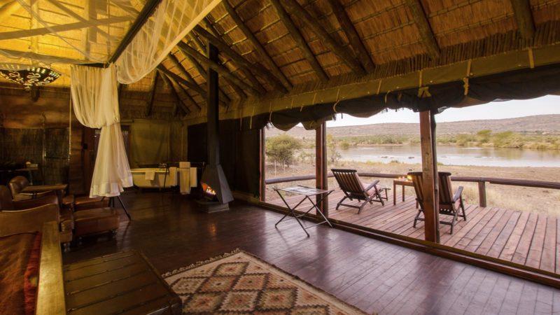 Camp Shawu View