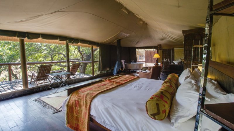Camp Shonga Accommodation