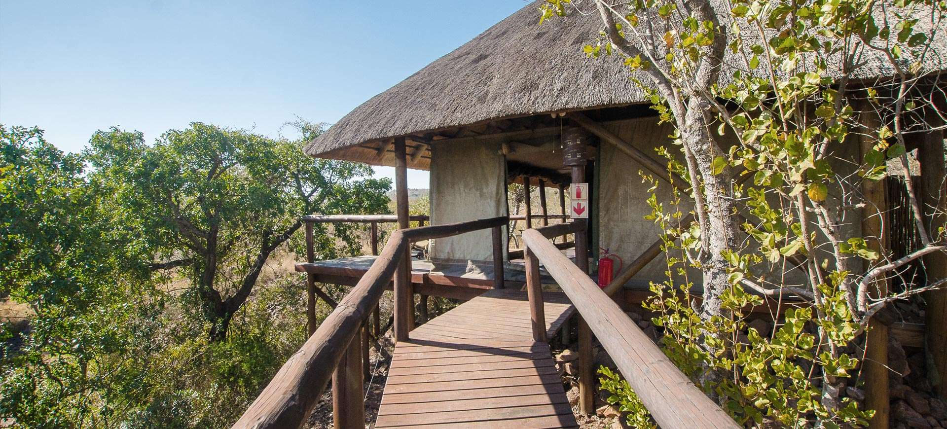 Camp Shonga Kruger Lodge