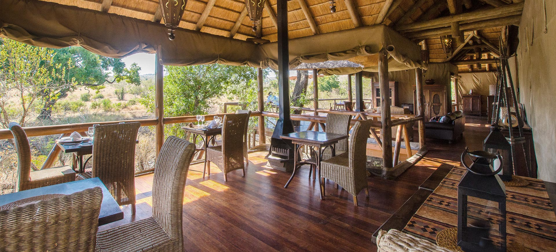 Camp Shonga Tented Camp