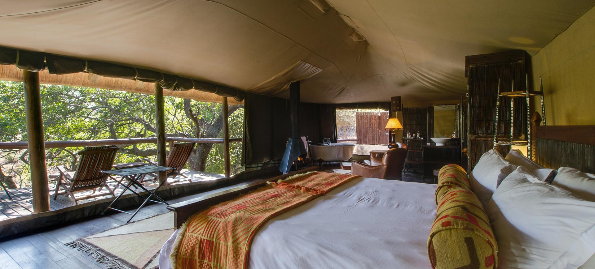 Luxury Kruger Camp Shonga