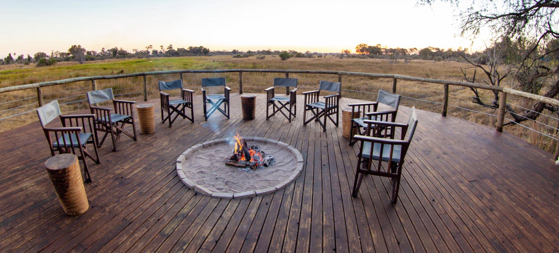 Mma Dinare Okavango Camp