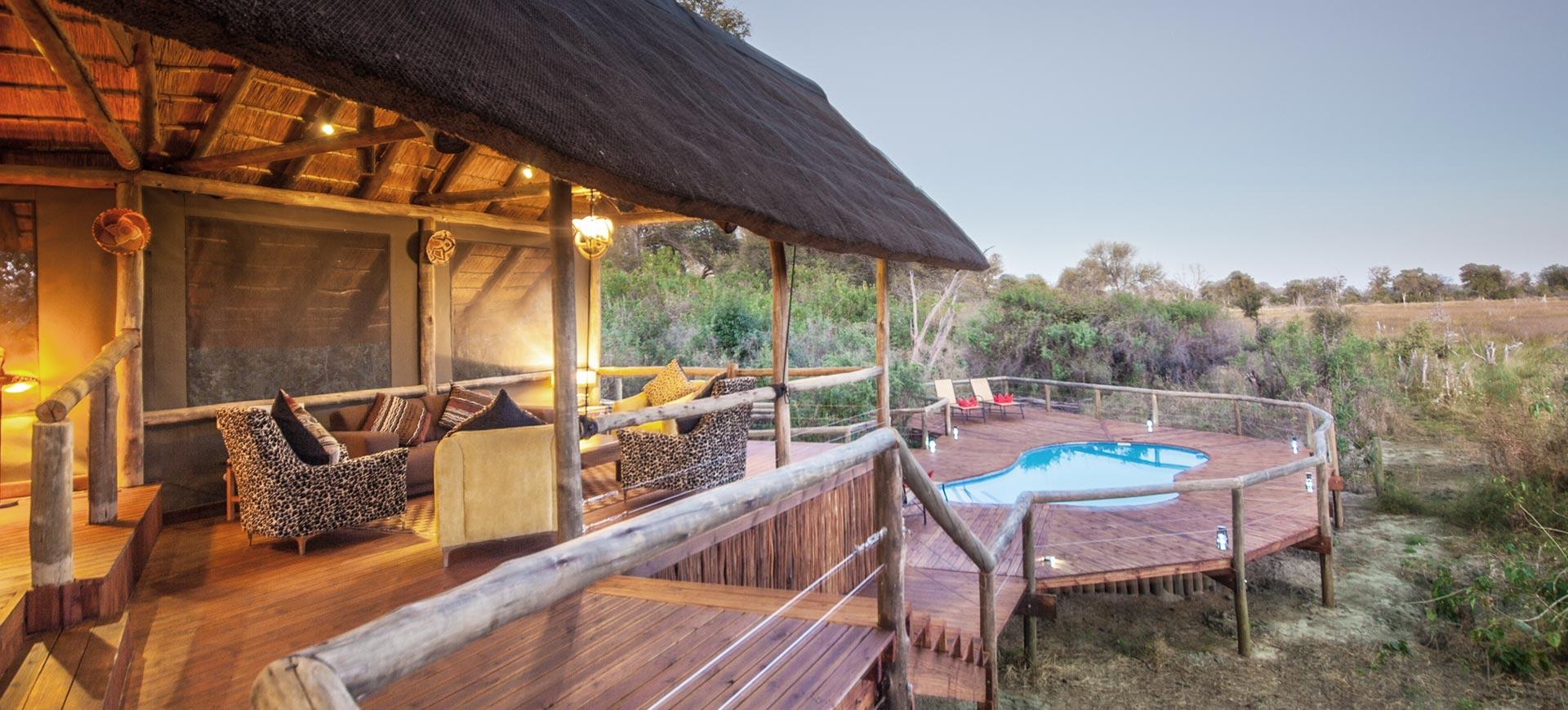 Okavango Camp Rra Dinare