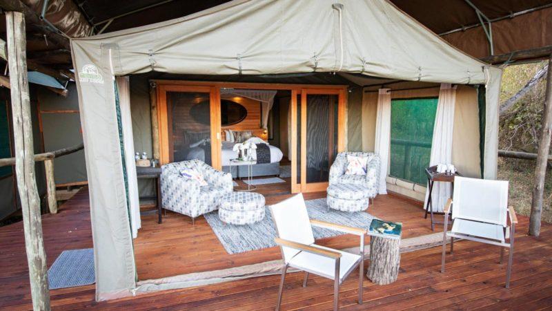 Okavango Delta Camp Mma Dinare