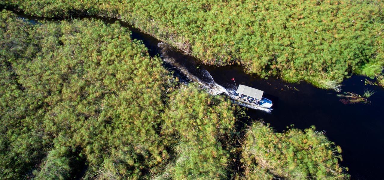 Okavango Delta Moremi Ecotourism Safari Package