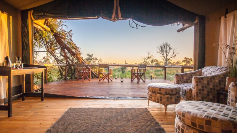 Rra Dinare Okavango Accommodation