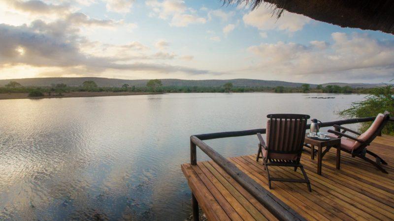 Shawu Camp Deck