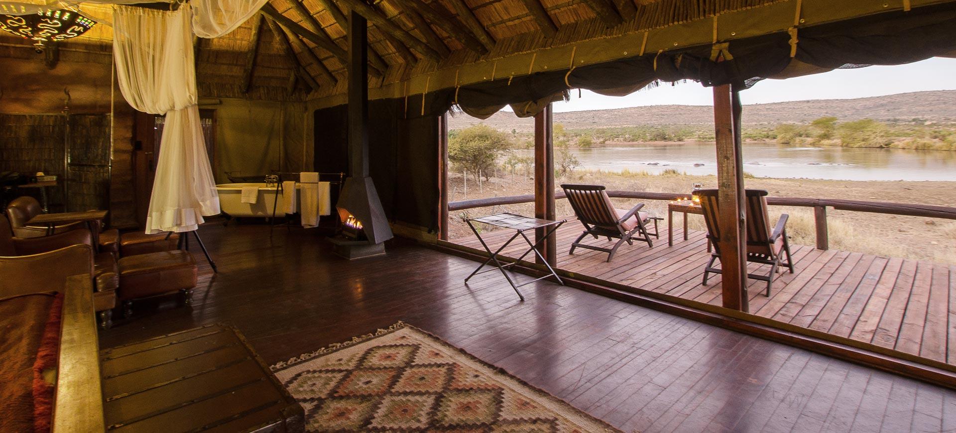 Shawu Camp In Kruger