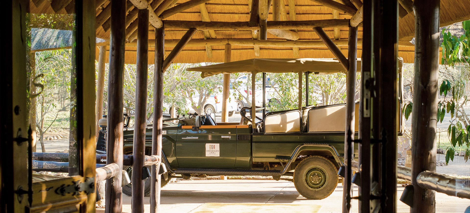 Shishangeni Private Lodge Kruger Park