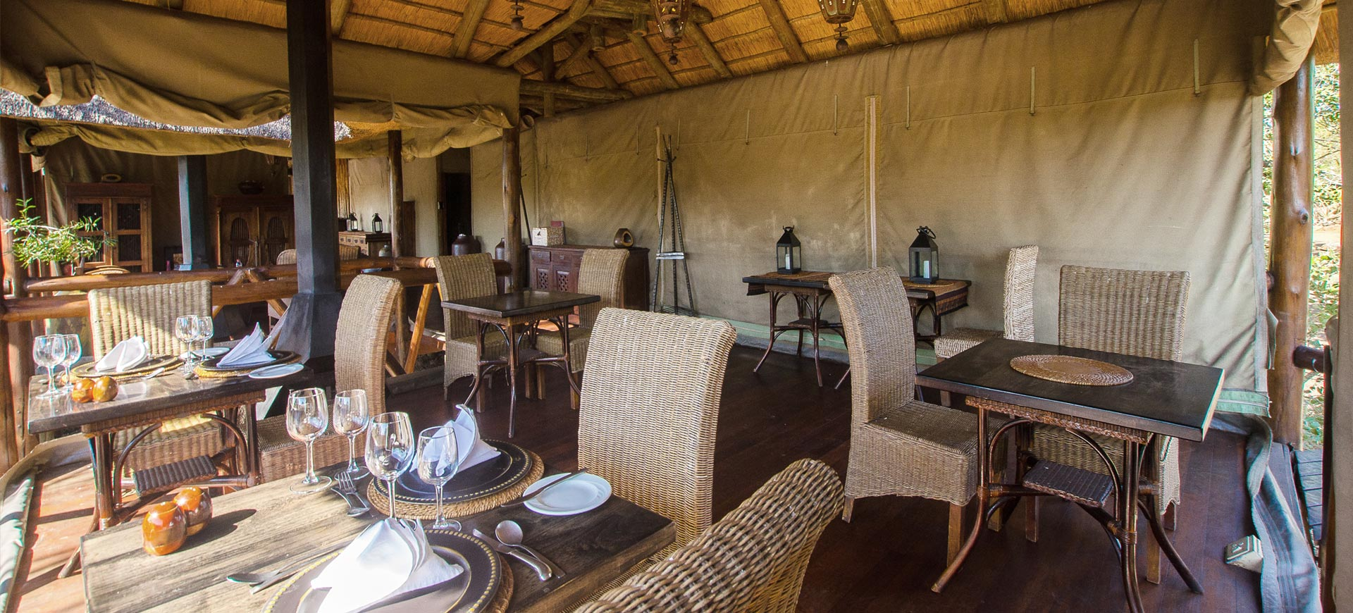 Shonga Camp Lodge