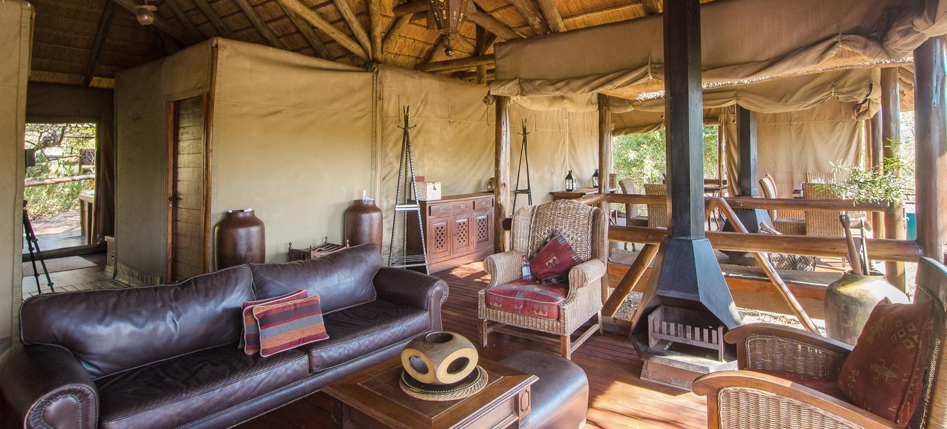 Shonga Camp Safari