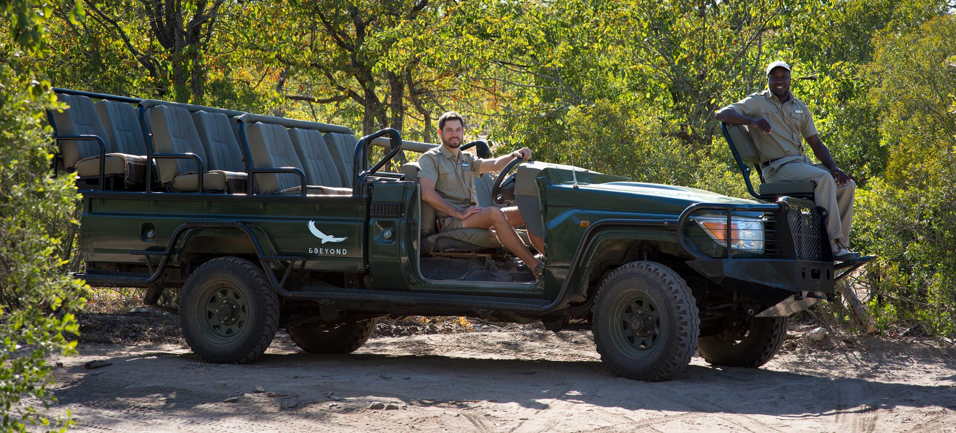 Game Drives Kruger Park