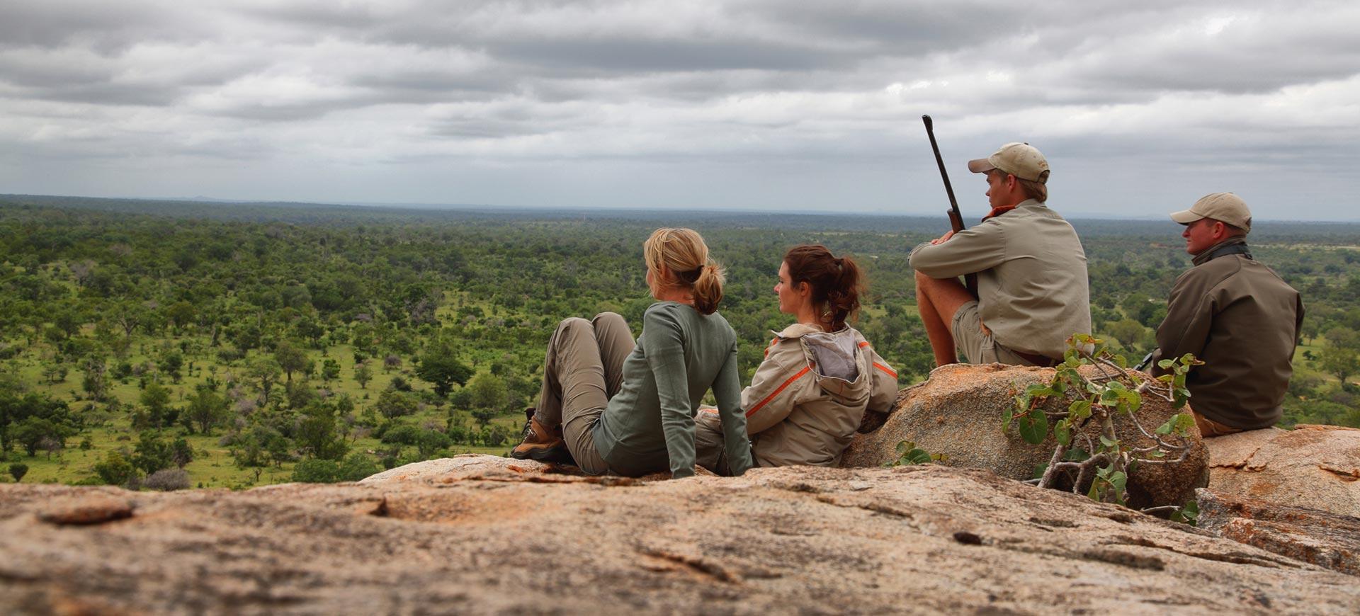 Kruger National Park Guided Walking Safari