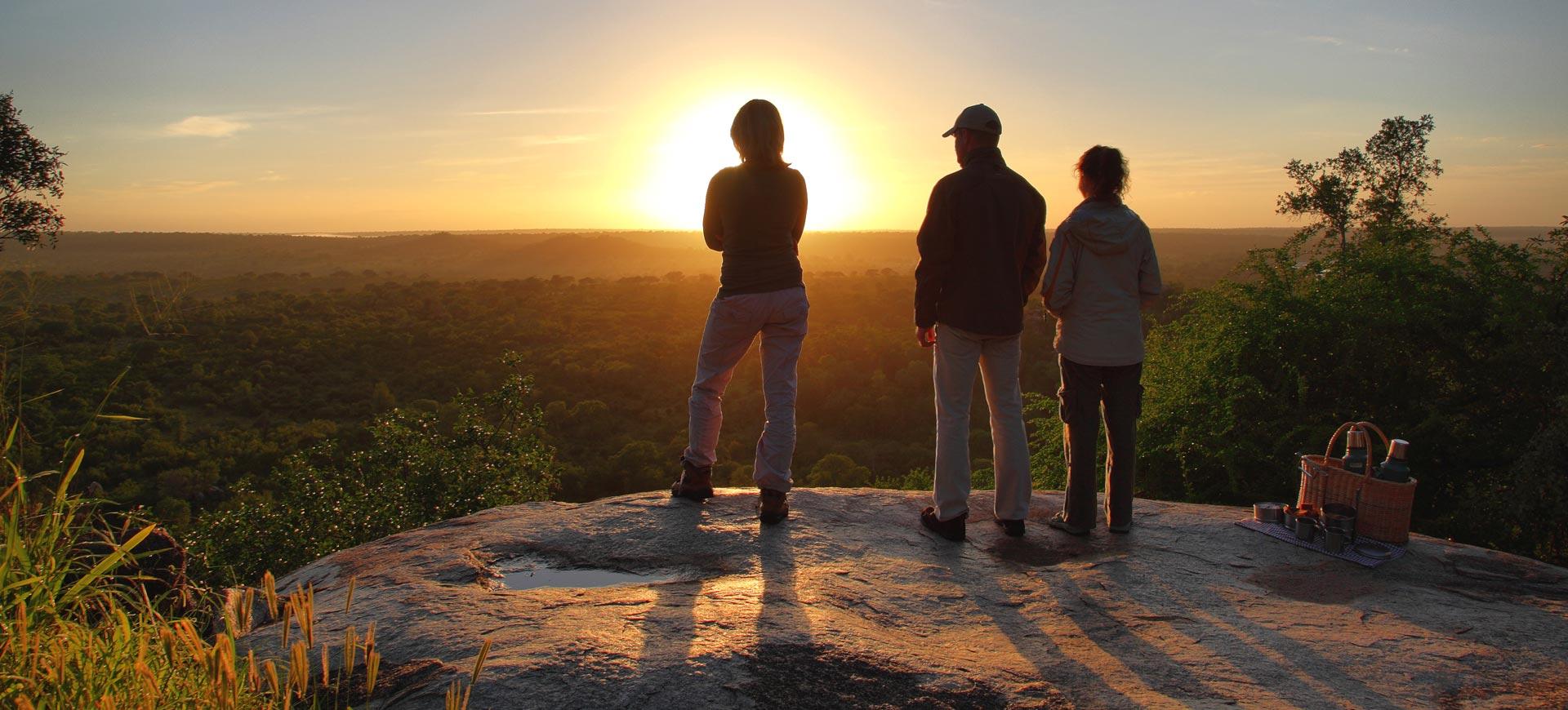 Kruger National Park Guided Walking