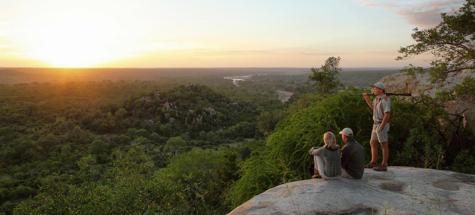 Kruger Park Guided Walking Safari