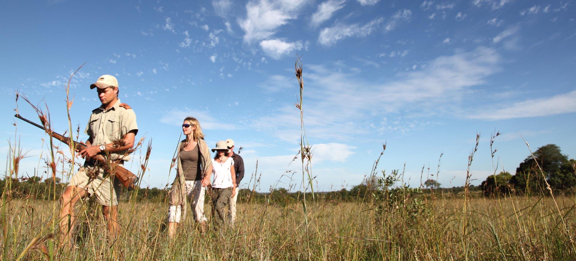 Kruger Park Guided Walking