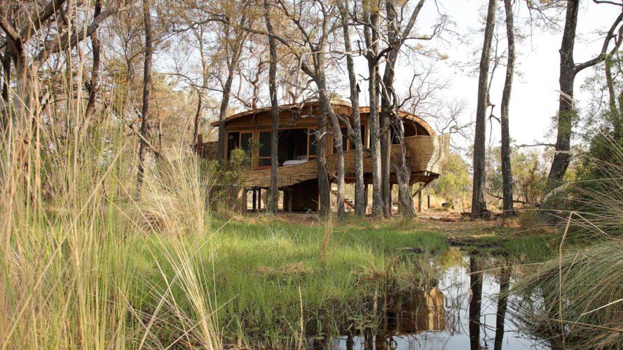 Okavango Delta Lodge Sandibe