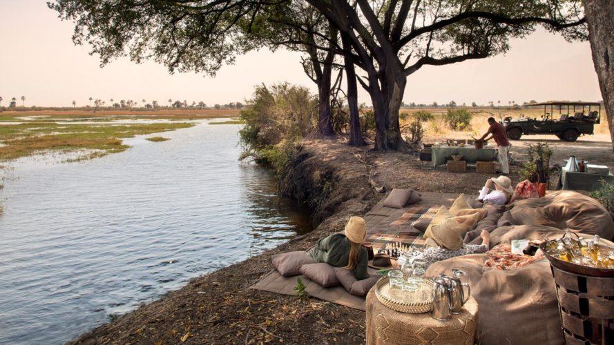 Okavango Delta Sandibe Lodge