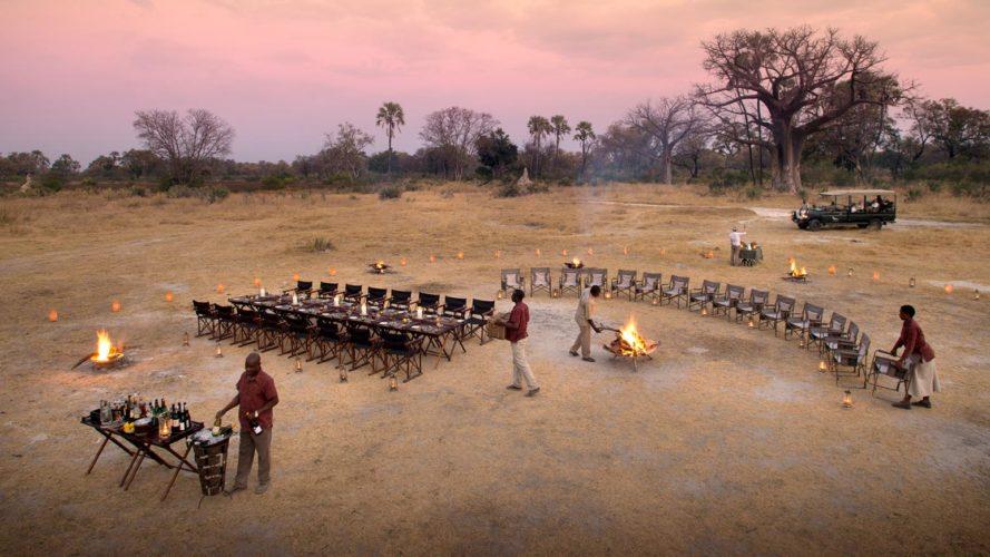 Okavango Sandibe