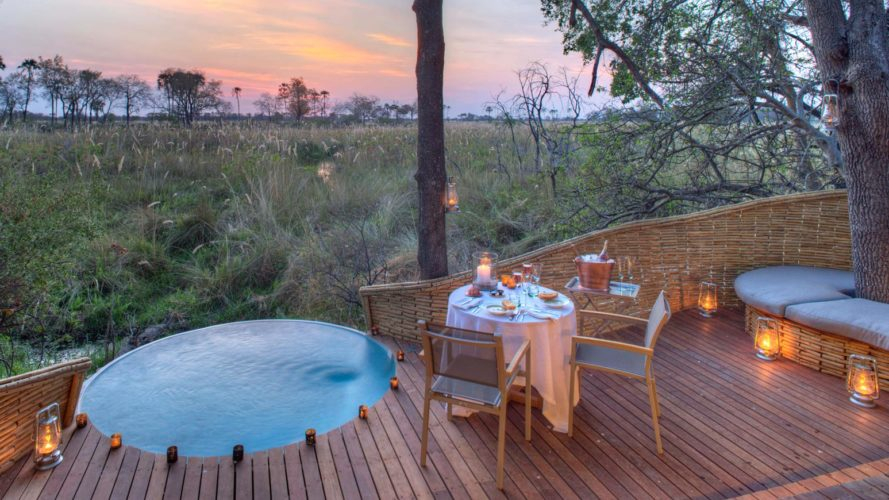Okavango Sandibe Lodge