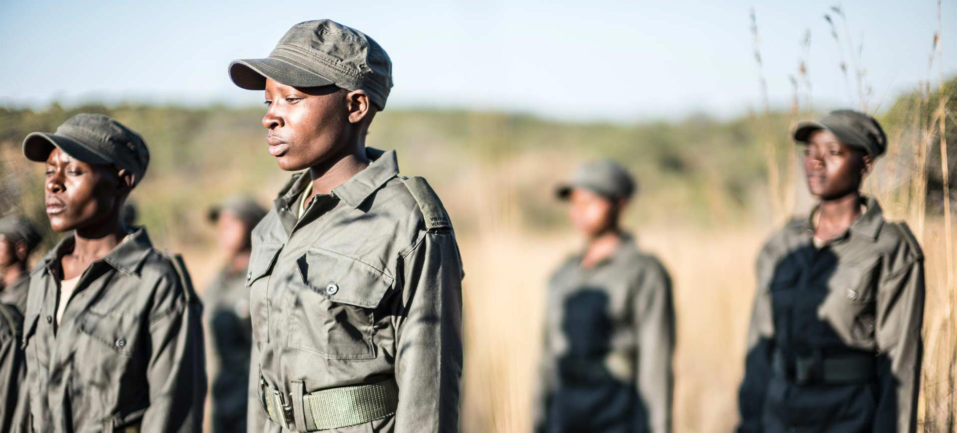 Akashinga Zimbabwe Female Anti Poaching Unit