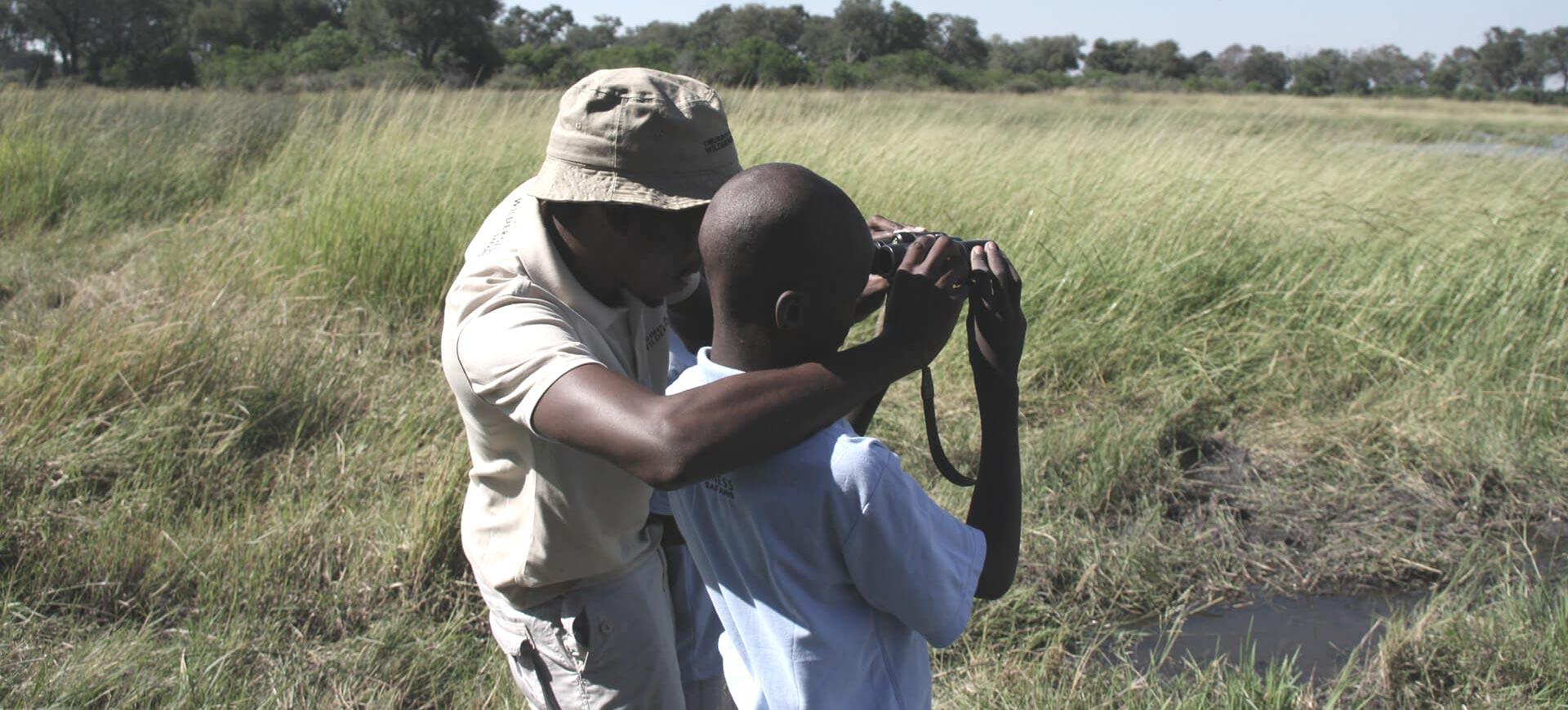 Children Of The Wilderness
