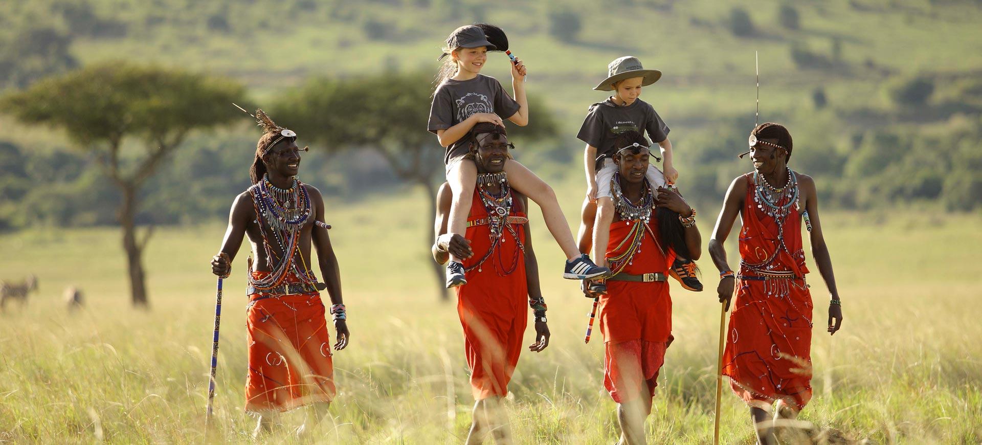 Masai Mara National Park   Ecotourism Safari Masai Mara ...