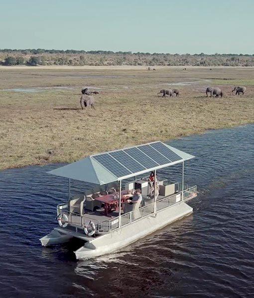 Electric Safari Fleet