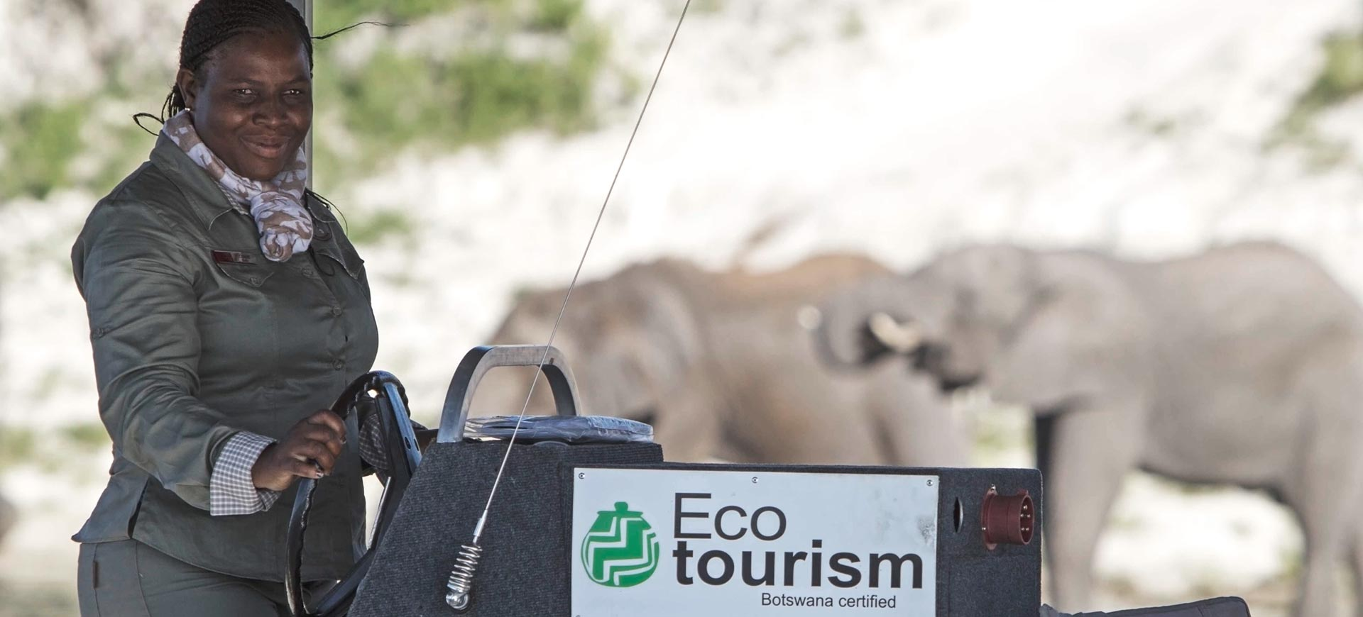 Female Safari Guides Botswana