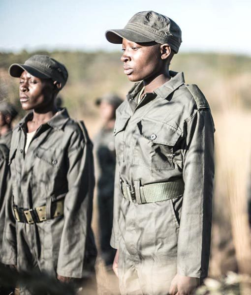 Zimbabwe Female Anti Poaching Unit
