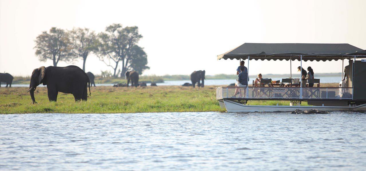 Chobe National Park Safari Package