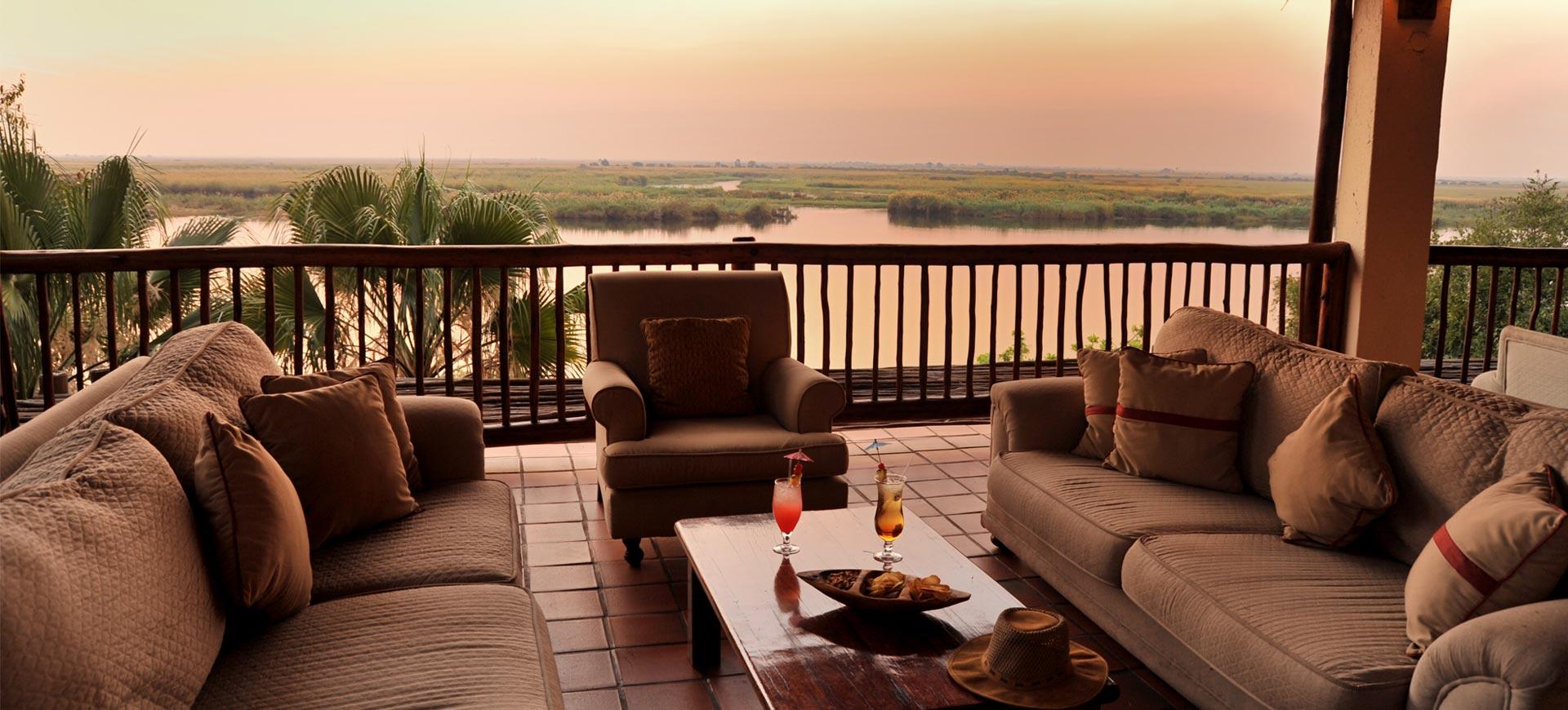 Cresta Mowana Safari Lodge Safari Lodge Amp Spa In Kasane