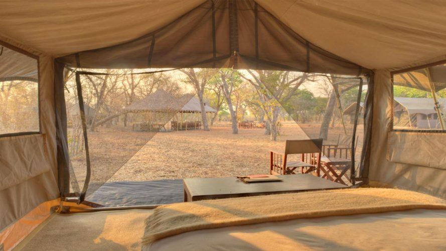 Victoria Falls Camping Safari